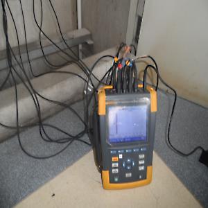 การตรวจวัดคุณภาพทางไฟฟ้า