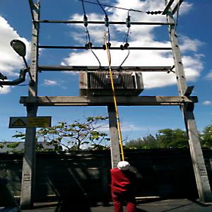 บริการงานติดตั้งระบบไฟฟ้าและบำรุงรักษา